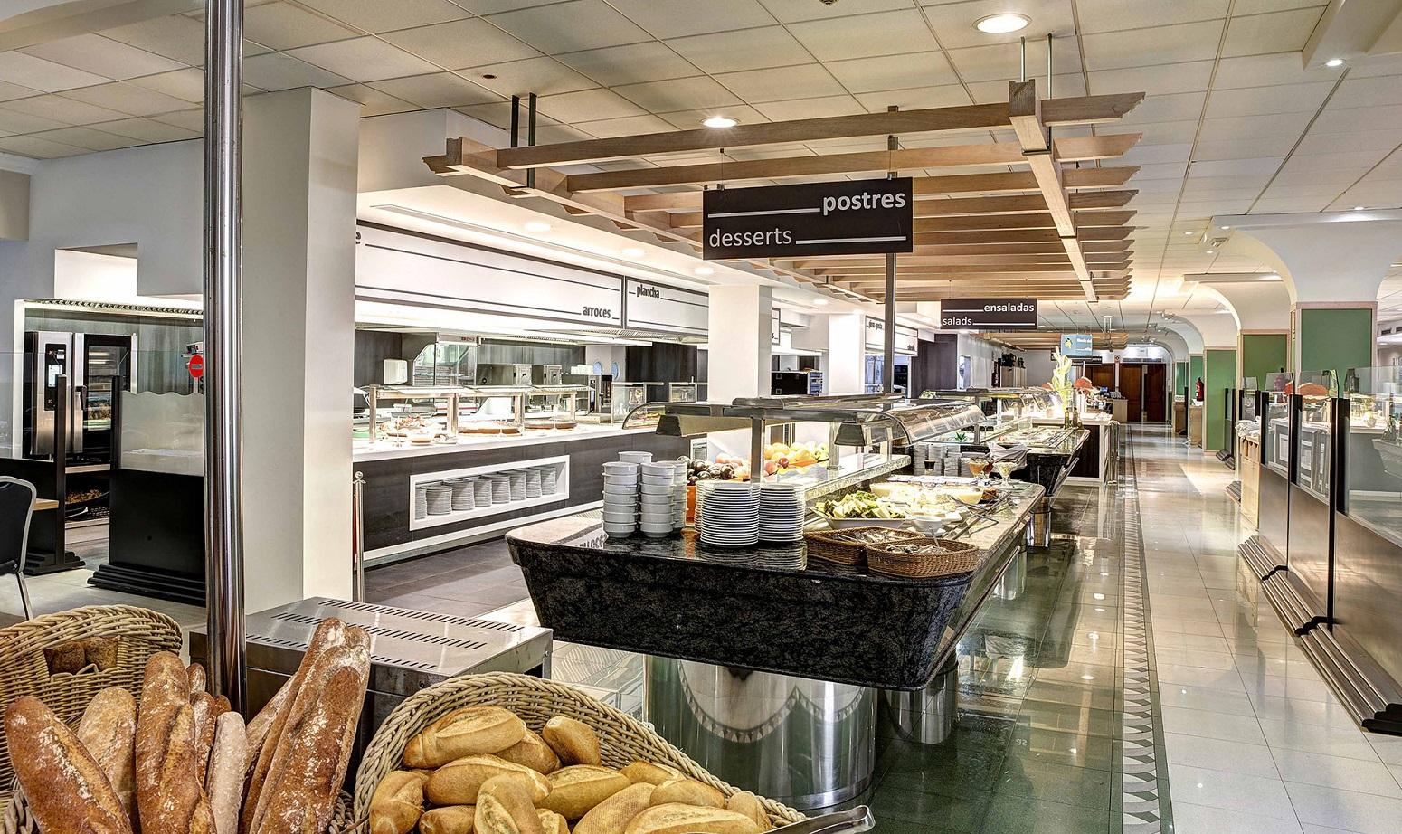 buffet hotyel peñiscola