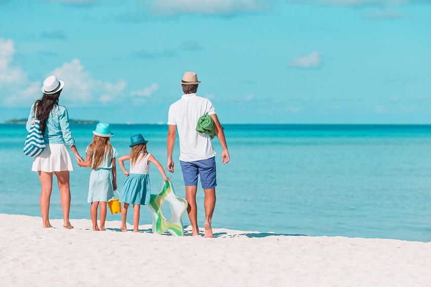 las familias de viaje en varadero 2021
