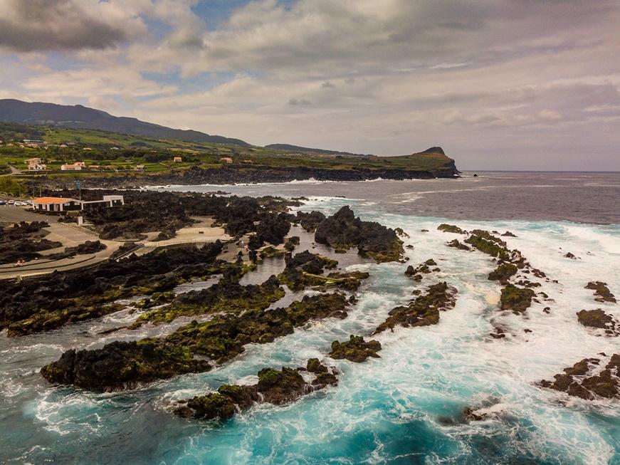 photo terceira island