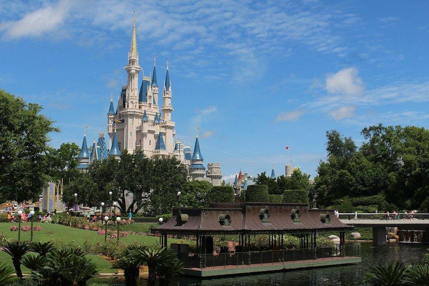 walt disney world vacaciones familiares