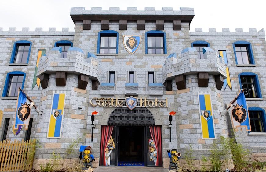 Hotel Castillo Legoland