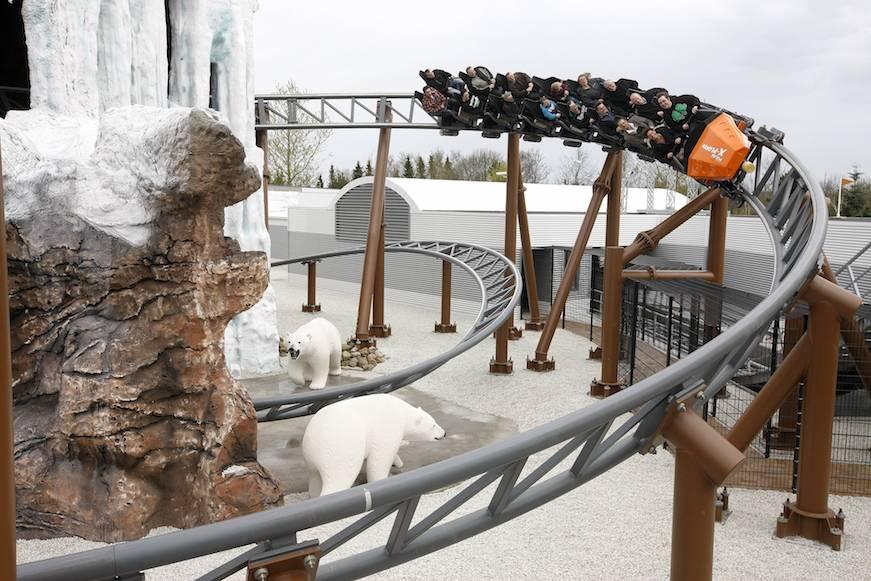 montaña rusa OFERTAS VIAJES LEGOLAND 2020