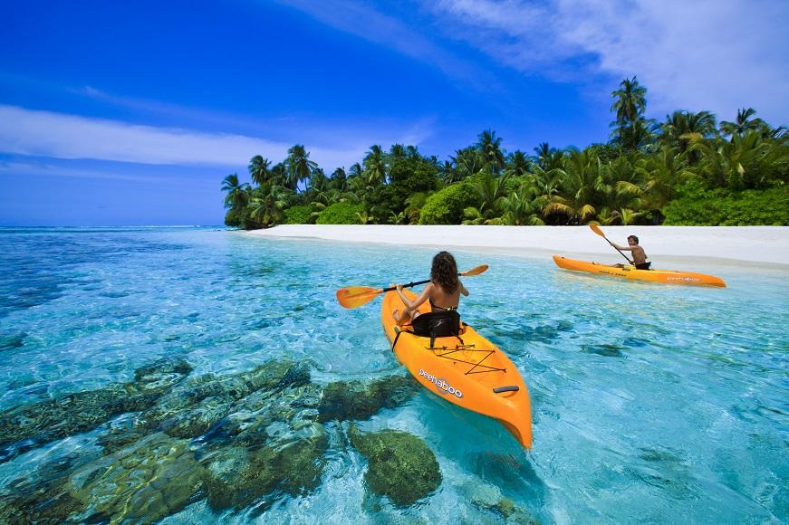 maldivas hotel riu atoll viajes en familia