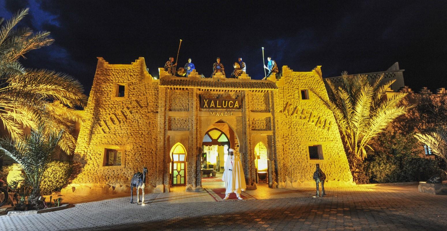General Kasbah Hotel Xaluca 8