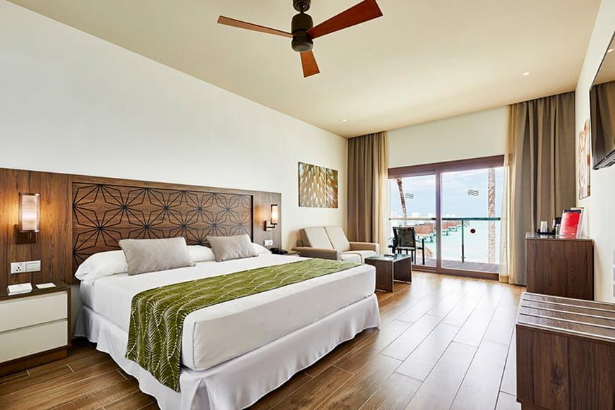 maldivas hotel riu vacaciones monoparentales con niños