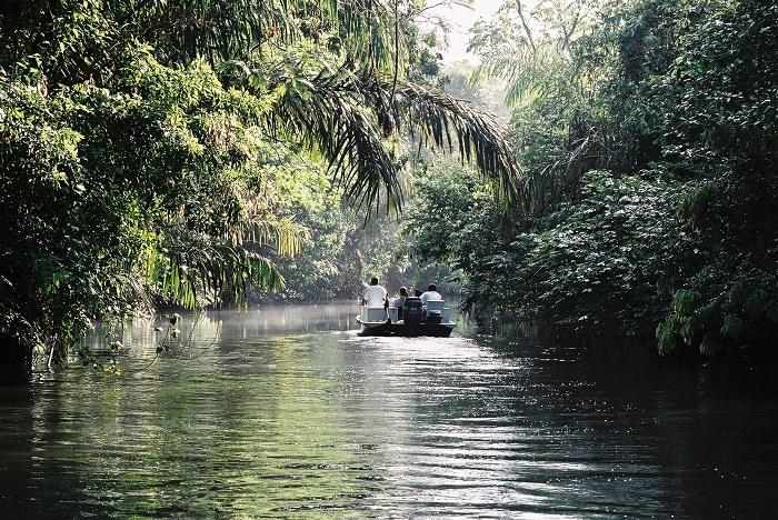8Tortuguero boat trip