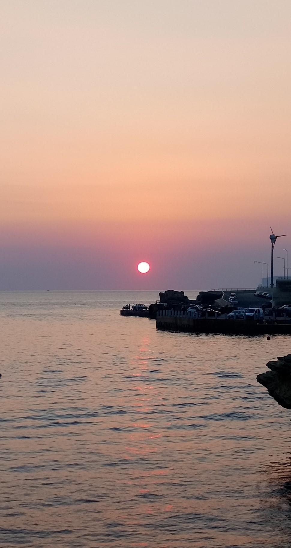 Alicia B. Malta a tu aire Verano 2017 Puesta de sol en Malta