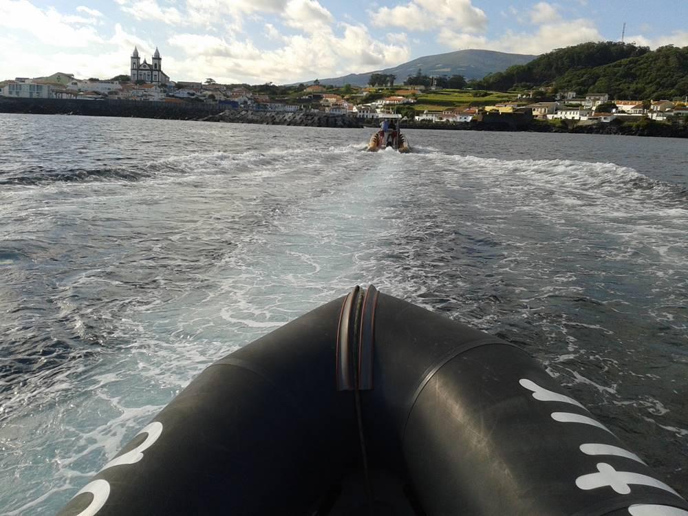 Ana Maria S Viaje a la Atlantida Verano 2016 Llegando a Terceira