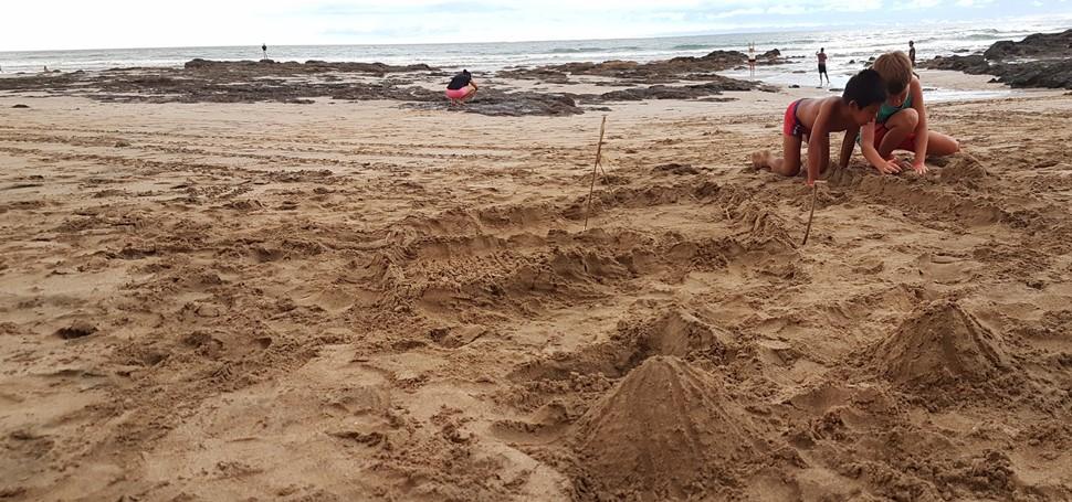 Anabel D. Verano 2017 en Costa Rica Volcanes y tirolinas de arena