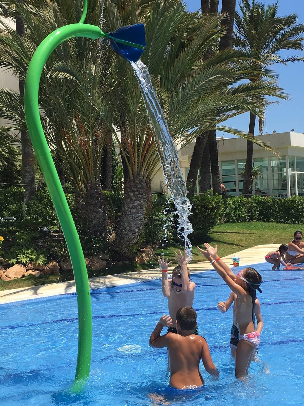 Arantza M Costa del Sol VIP Verano 2016 Mojandonos