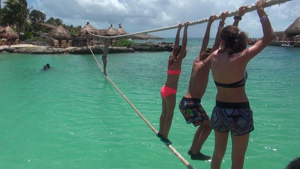 Bienvenido G El Tesoro de los Mayas Equilibrios en el Caribe