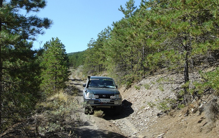 Club Agreste 4x4 Almanzora 01