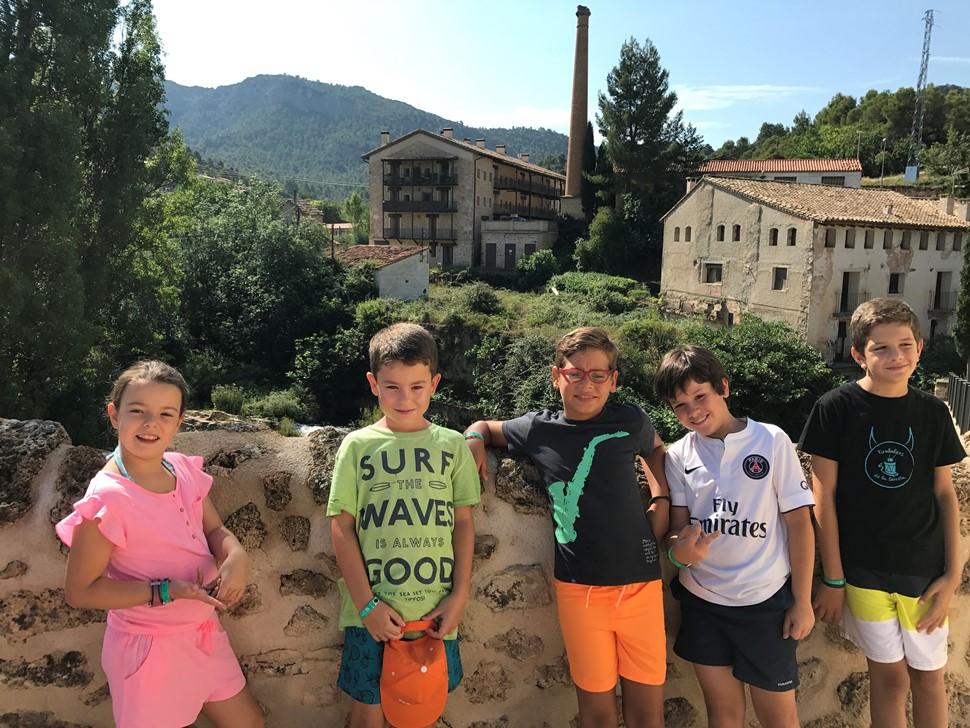 Gema M Efecto Vilar Rural Verano 2017 En la preciosa comarca de Matarraña