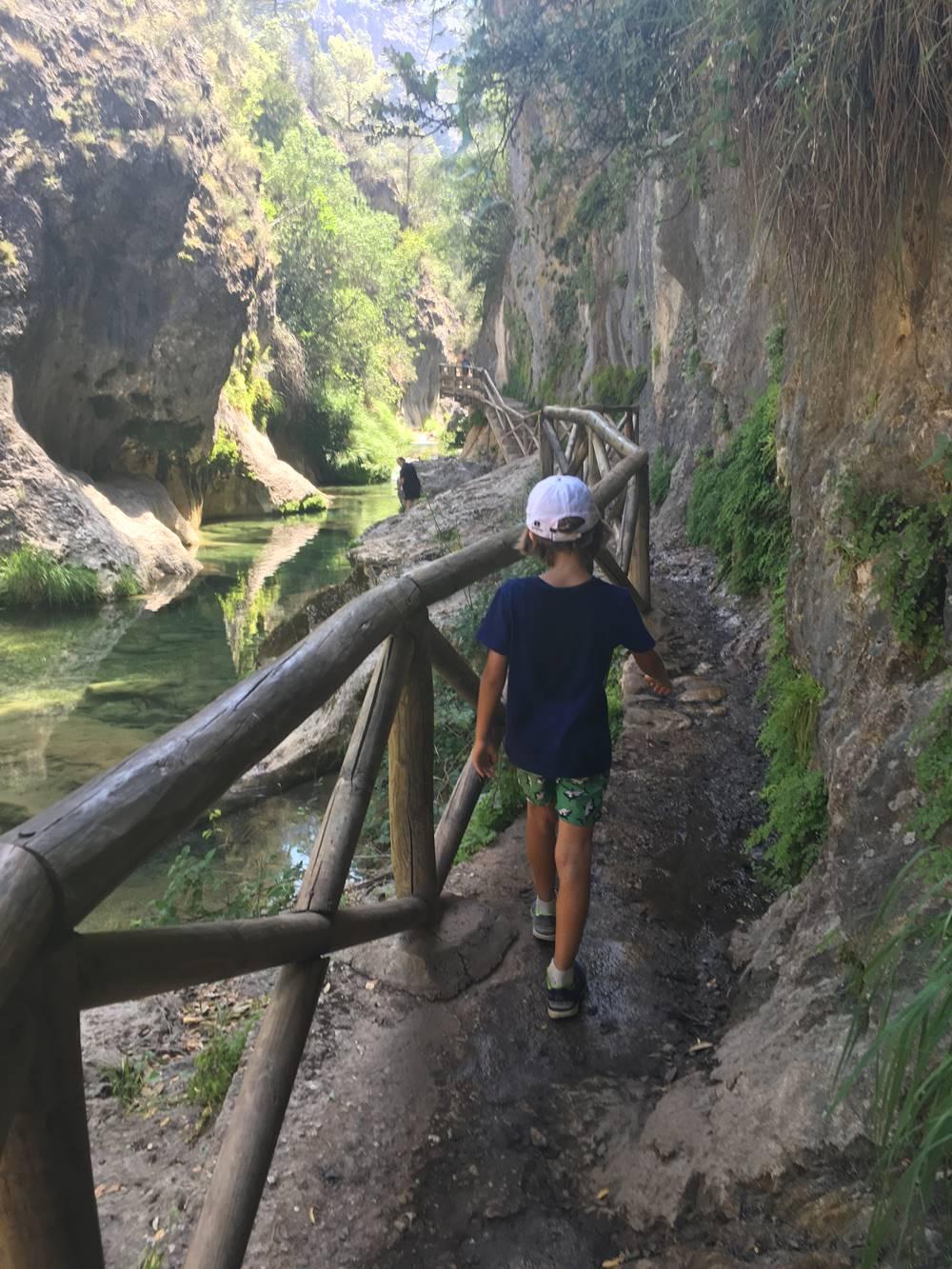 Irene P Cazorla Verano 2016 Caminante no hay camino