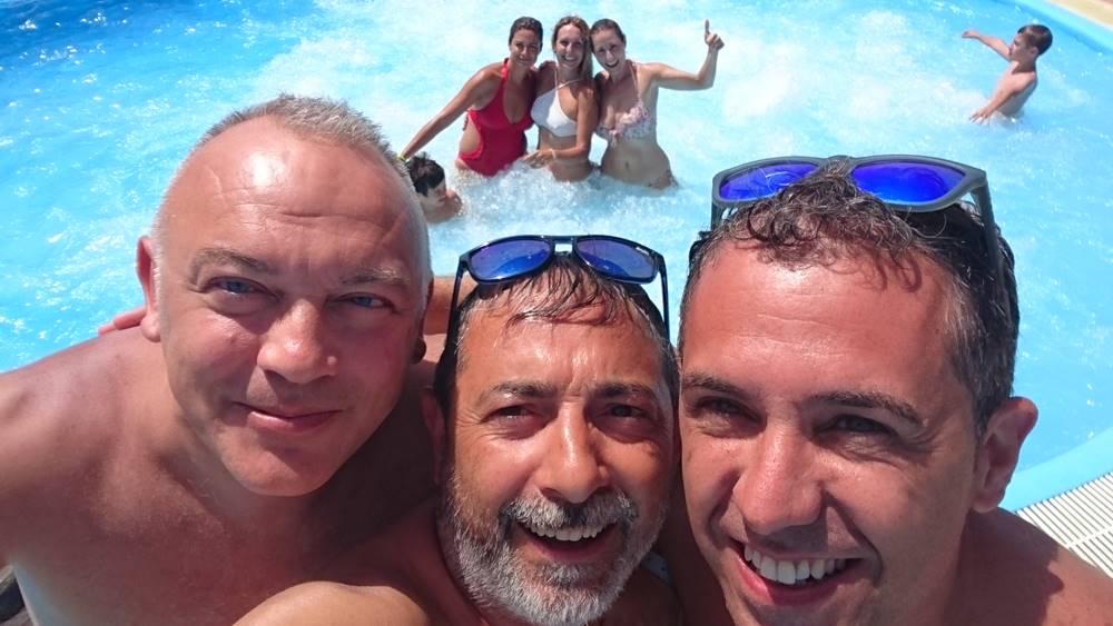 Joan V Experiencia 5 estrellas Verano 2016 Nuevos amigos