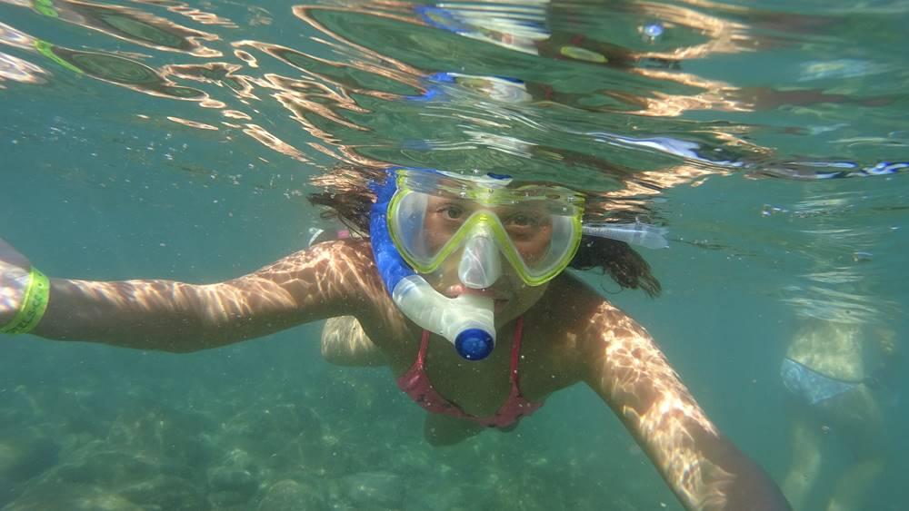 Juan Jose M Aventura en Cabo de Gata Buscando a Nemo y Dory