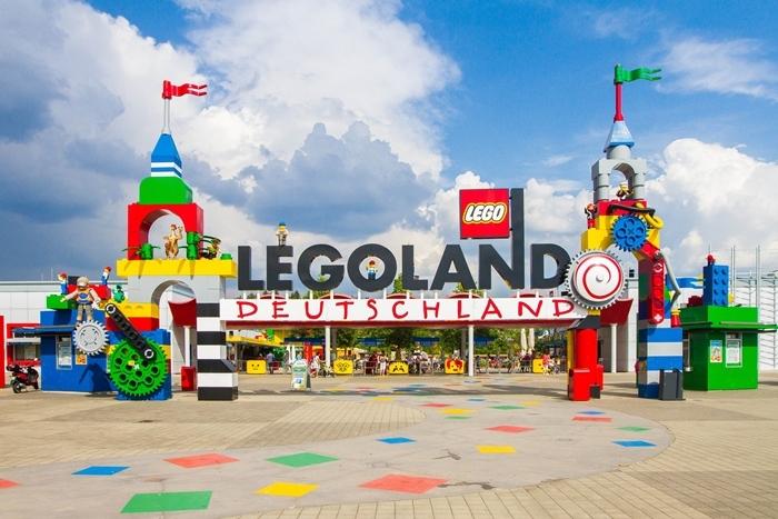 Legoland Alemania 2018 8