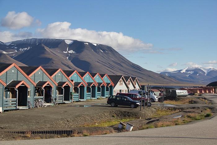 Longyearbyen svalbard
