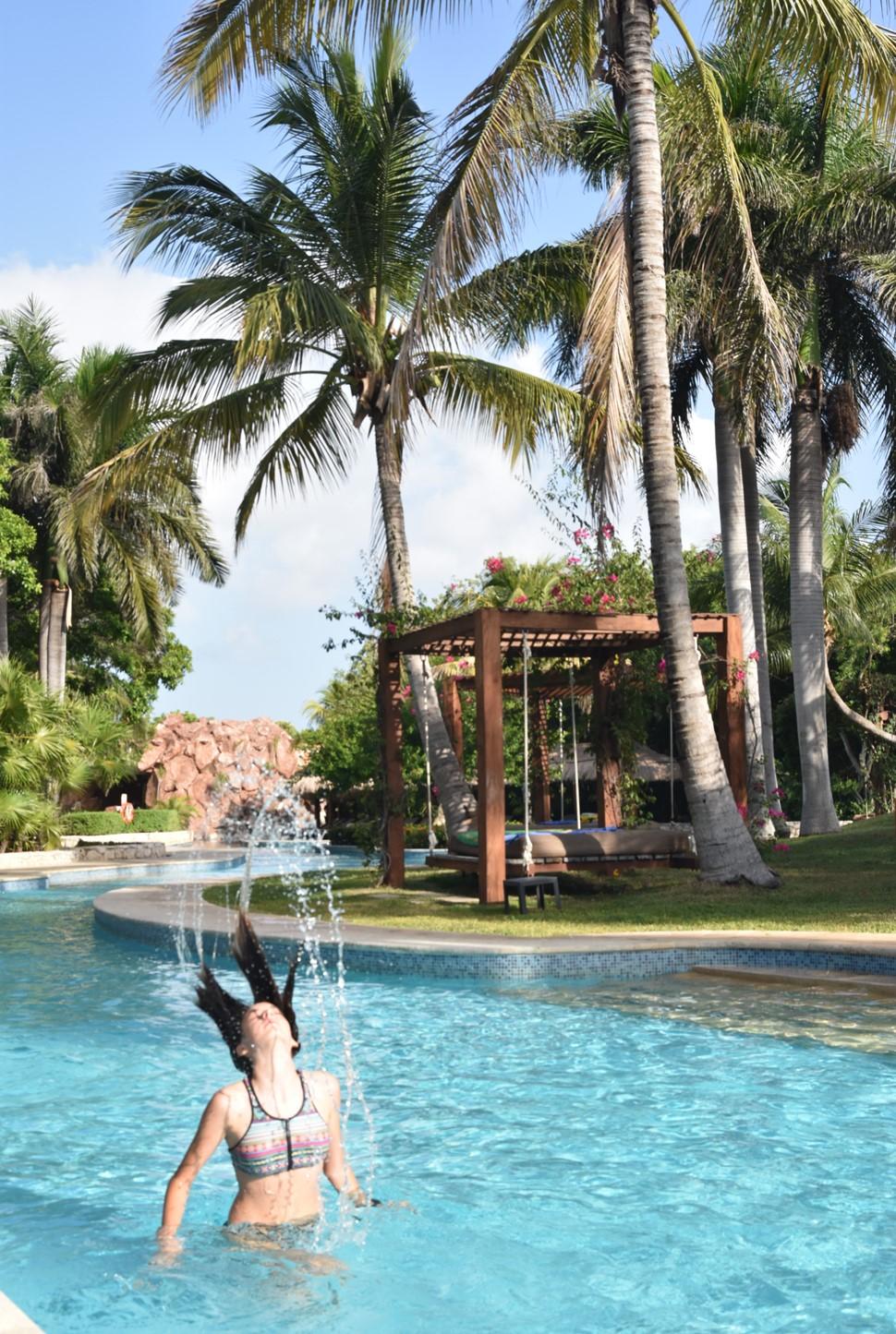 Nuria G El Tesoro de los Mayas Descanso en el Paraíso Maya