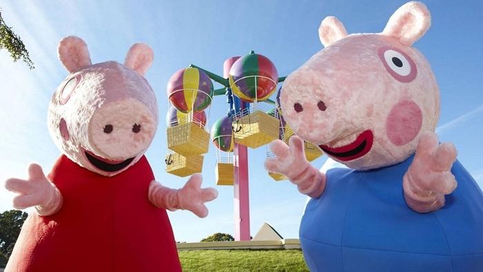 Peppa Pig Land Gardaland novita 2018 1