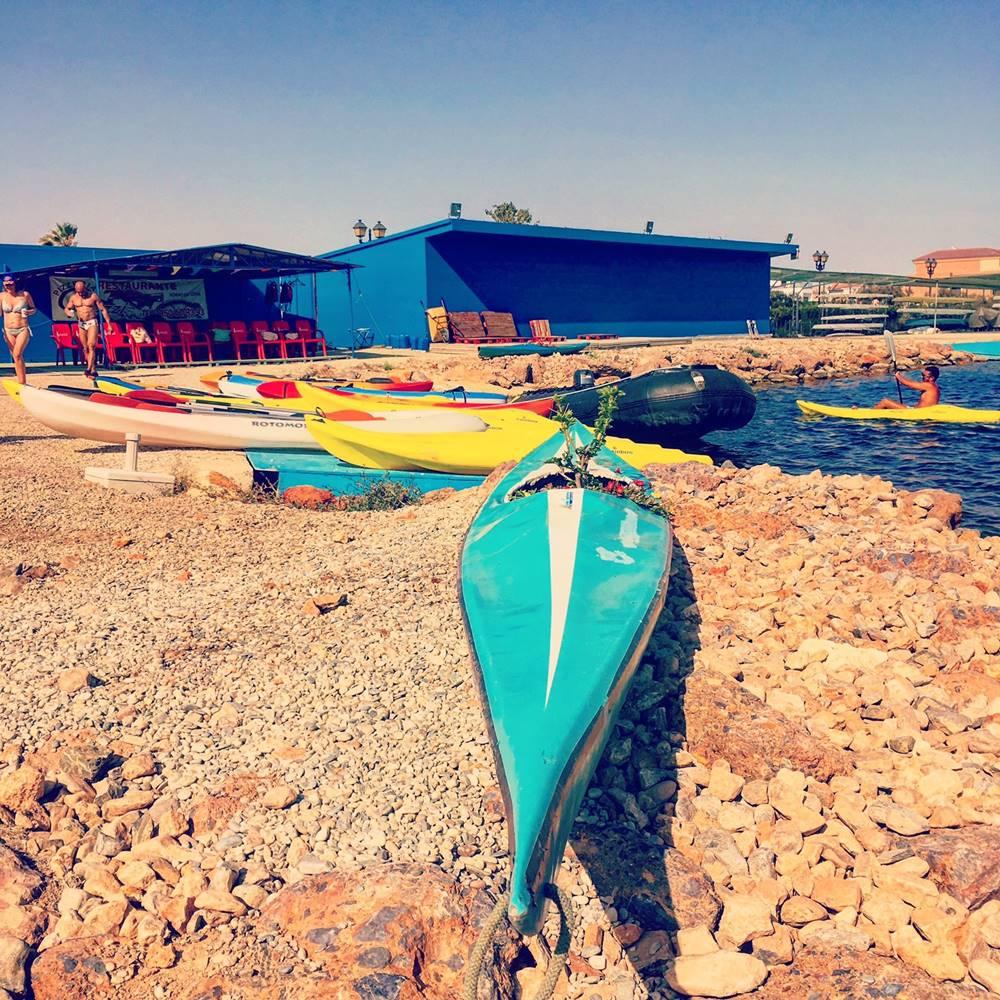 Remigio Ll Experiencia 5 estrellas Verano 2016 Tarde de kayak