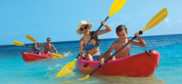SUNPC Family Kayaks2 1A