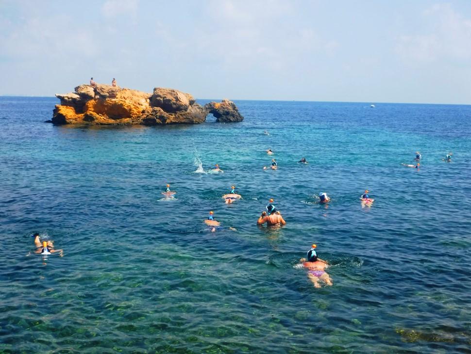 Sonia C Especial Verano 2017 Explorando Cabo de Palos