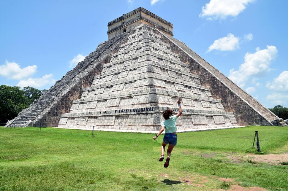 Teresa M El Tesoro de los Mayas Verano 2017 11