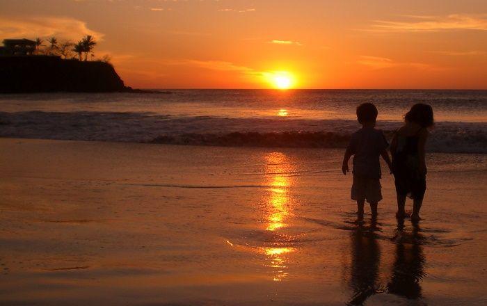 Costa Rica viajes familiares