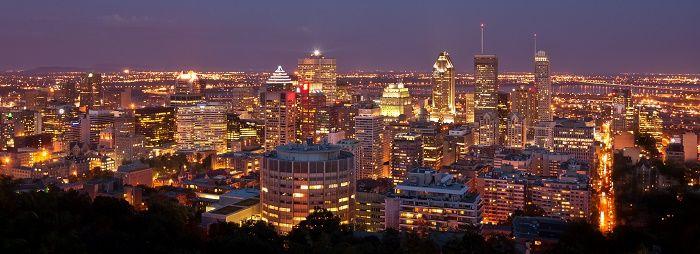 Montreal noche