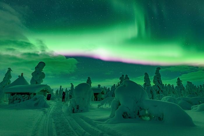 aurora boreal slla