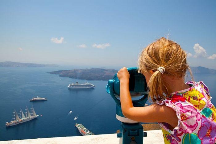 viajar niños cruceros para niños