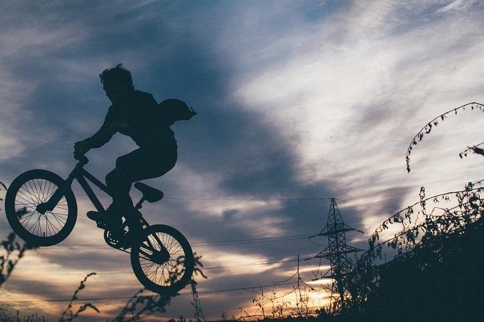 biking 12457