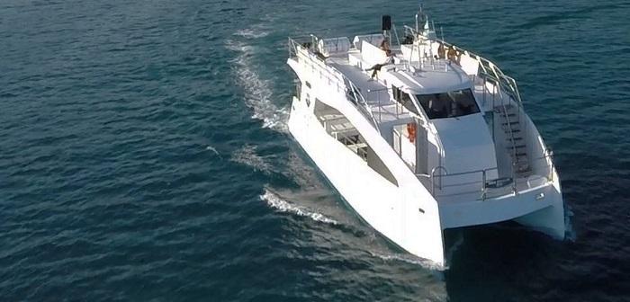 catamaran almeria vctf