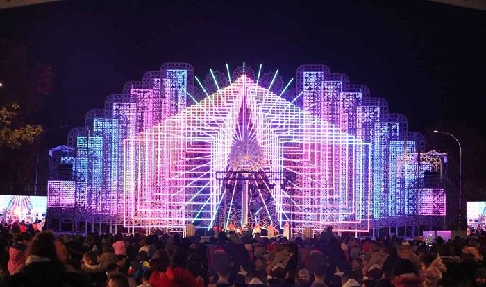 La magia de la navidad en Torrejon