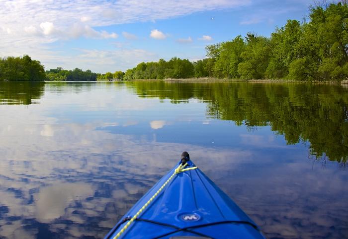 kayak ebro verano