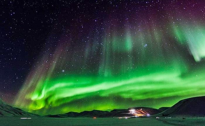 objetivo aurora boreal vacaciones hijos