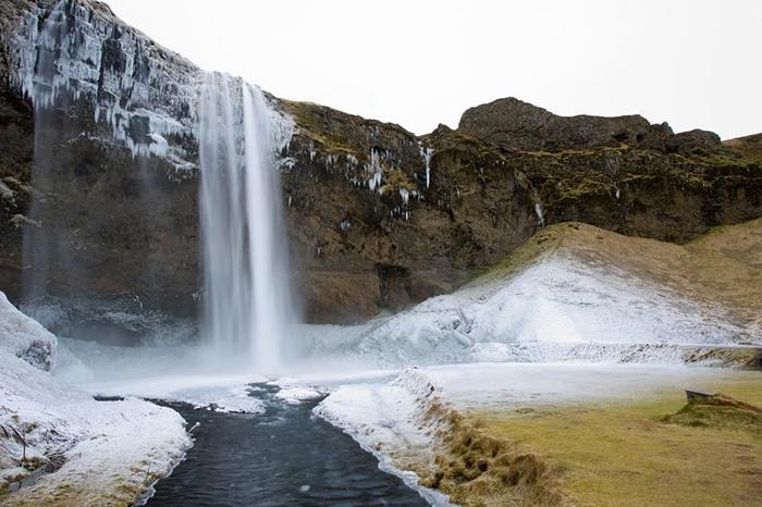 paisajes islandia luces magicas navidad