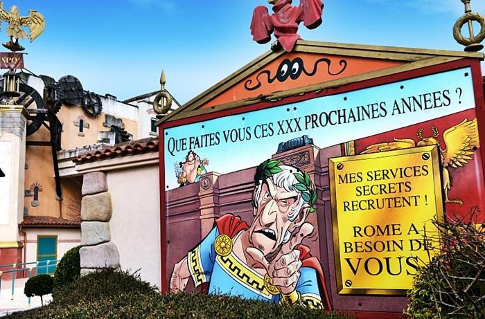 parque asterix vacaciones con hijos
