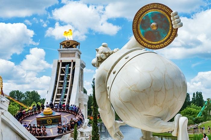 parque asterix viajes con hijos