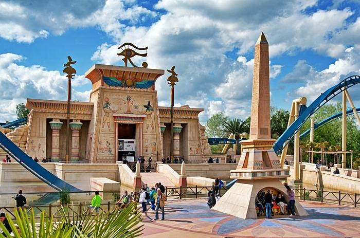 parque asterix viajes en familia