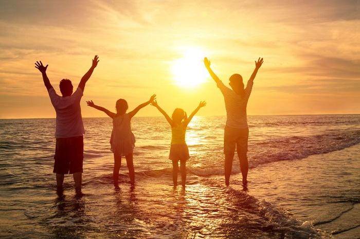 playa familias azores
