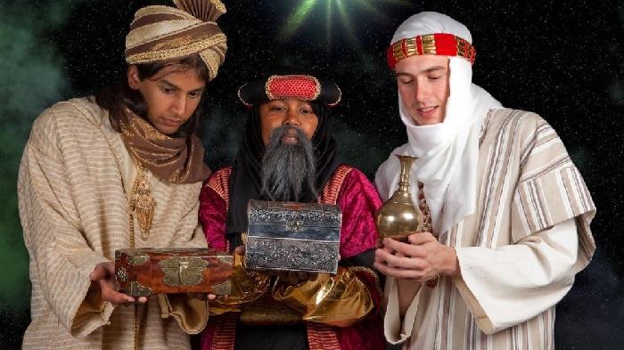 reyes magos oriente marruecos