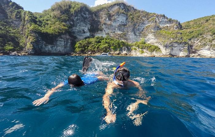 snorkel costa sol vip