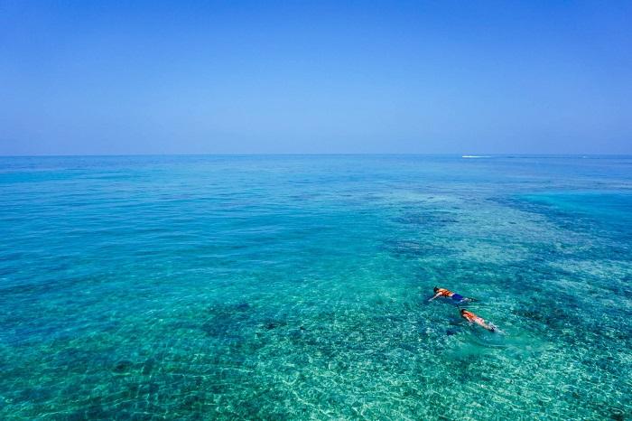 snorkel riviera maya tesoro