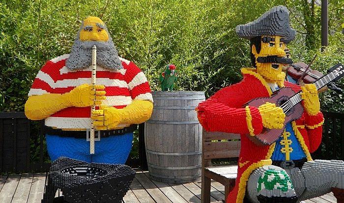 vacaciones con hijos legoland playmobil