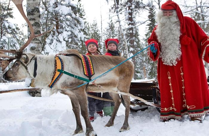 viaje a laponia arctic circle reyes 2017 viajacontufamilia