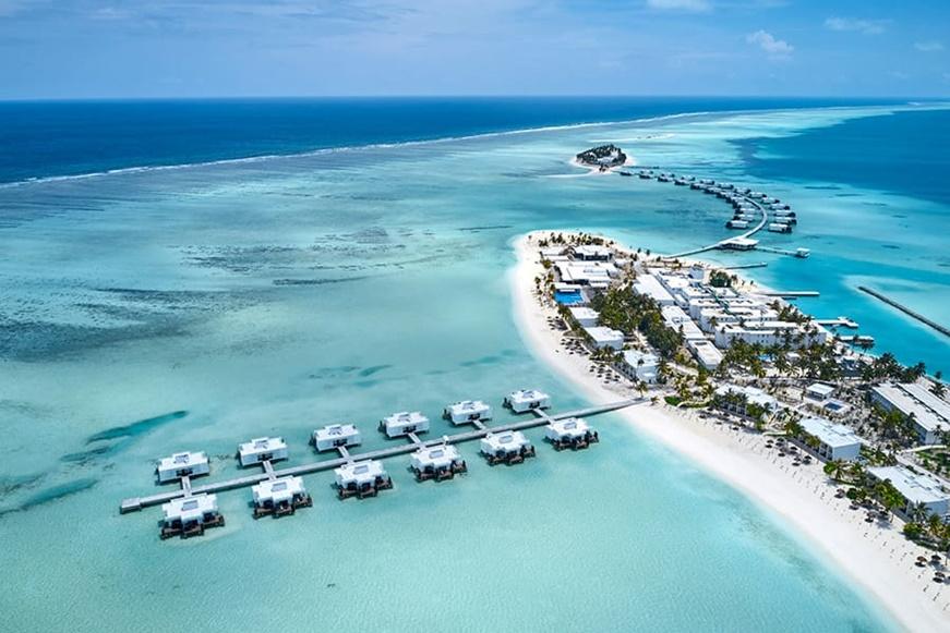 maldivas hotel riu atoll vacaciones en familia