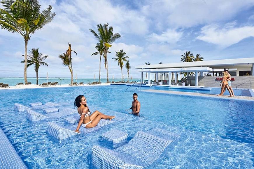 maldivas hotel riu atoll viajes con niños